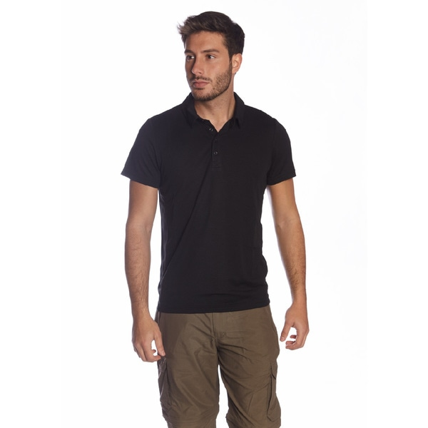 REMERA COOLDRY GREGOR POLO HOMBRE