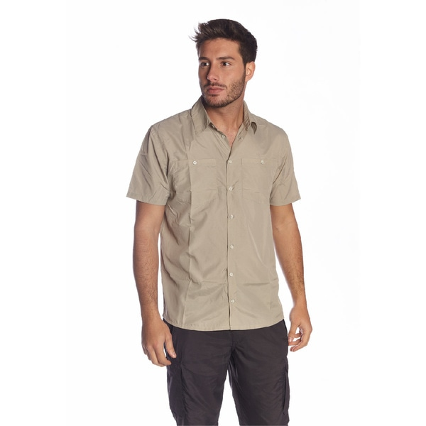 CAMISA PRO DRY HOMBRE