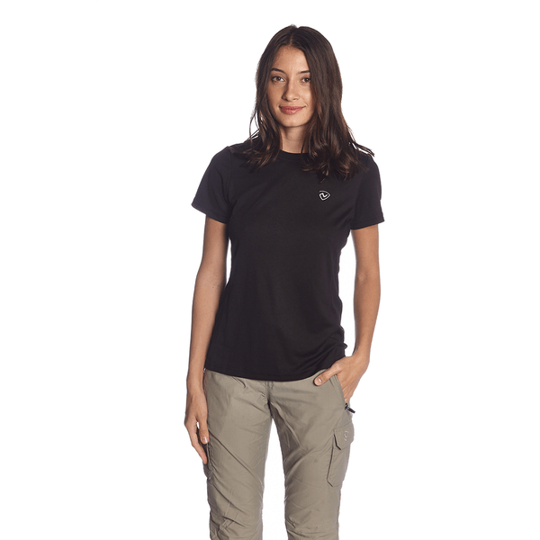 REMERA COOLDRY TEA MUJER