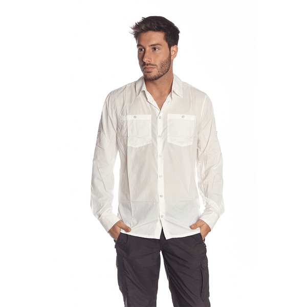 CAMISA PRO DRY ROLL UP HOMBRE