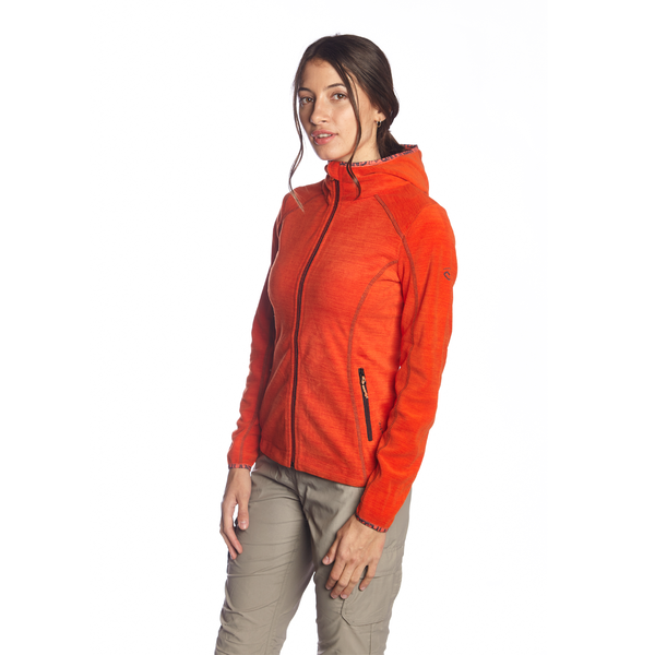 MARINA FLEECE JACKET