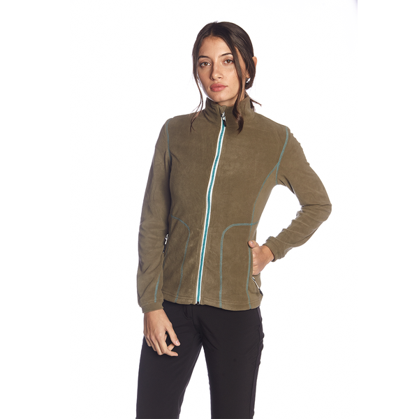 LUCIE FLEECE JACKET