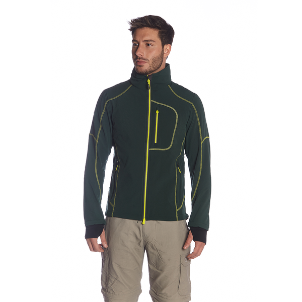 POSH SOFTSHELL JACKET