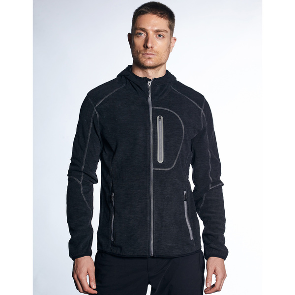SERGO FLEECE HOOD JACKET